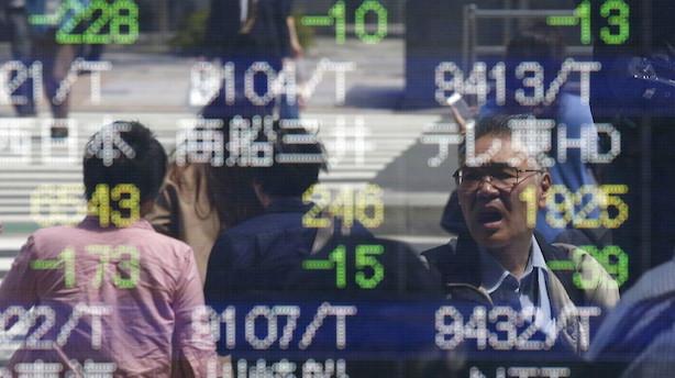 Aktier: Guldlok-økonomi giver brede stigninger i Asien