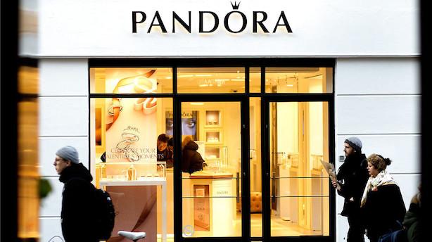 Det skriver medierne: Investor-hug til Pandora