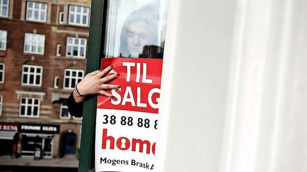 Nykredit spår ny guldregn over boliger i København