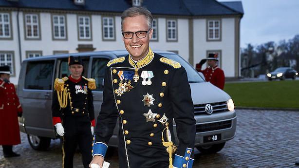 """Ekspert efter ny formandsexit i Poul Due Jensens Fond: """"Indlysende at der ville komme kritik af valget af hofchefen"""""""