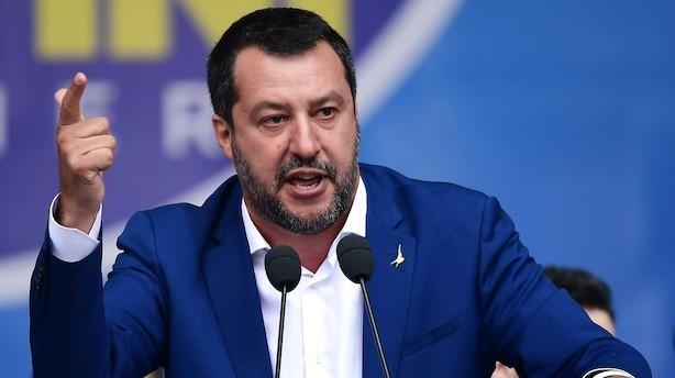 Italien vil afskaffe EU's budgetregler: De skaber modløshed