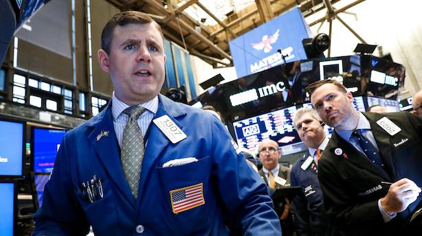 Aktieåbning i USA: S&P 500 på rekordjagt fra start
