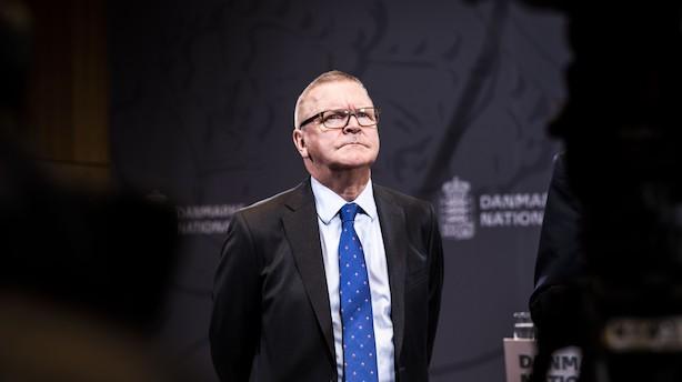 Rohde's risikoråd holder fast: Bankernes krise-buffer skal hæves igen