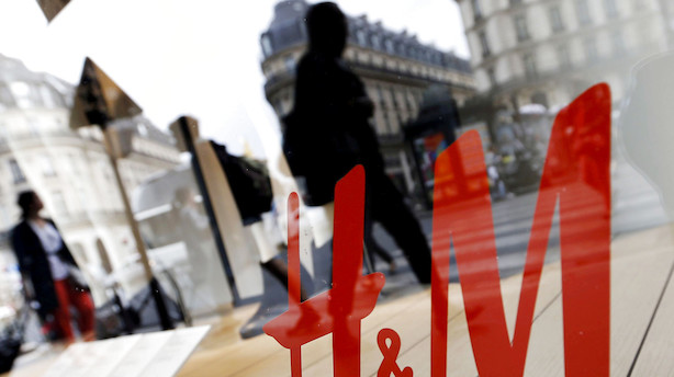 H&M-salg som ventet: Analytiker påpeger dog skuffelse i juli og august