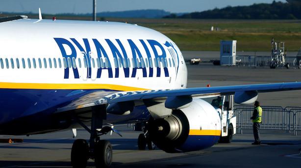 Ryanair forsøger at sinke driftdirektørs skifte til rival