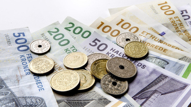 Økonomisk opsving er med til at give færre dårlige betalere