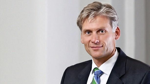 Thomas F. Borgen ny topchef i Danske Bank