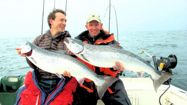 Bornholm byder på laksefiskeri i verdensklasse