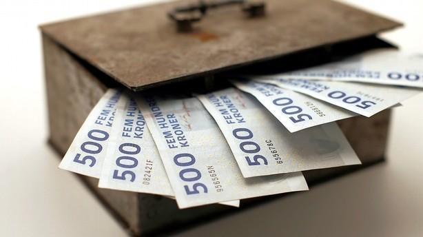 Bankerne lukker kassen for udkantsdanmark