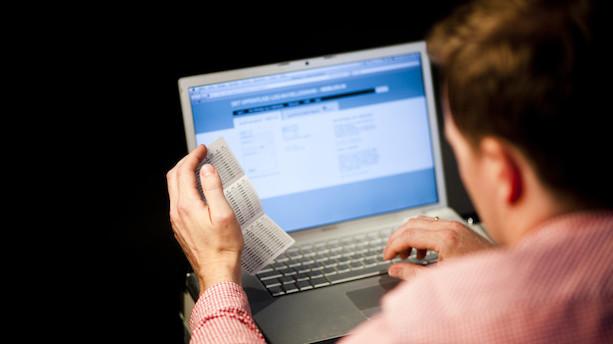 It-råd om angreb mod netbanker: Svært helt at undgå
