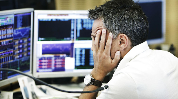 Aktier: Genmab sikrede dansk optur i surt marked