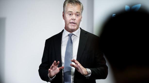 Storbank: Slår Nets-opkøb fejl kan det sende aktien 17 pct. ned