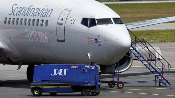 Det sker i dag: SAS kommer med nye trafiktal