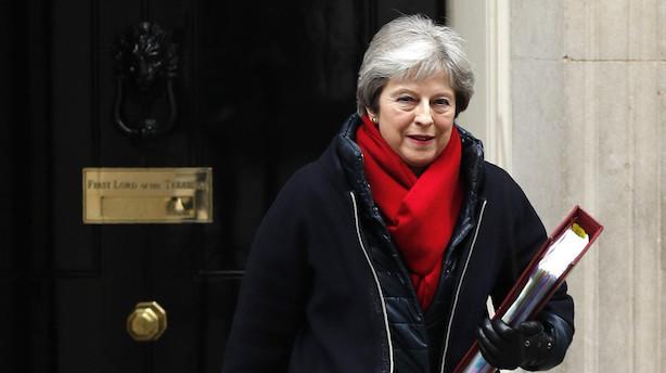 Britiske konservative kræver rent brud med EU