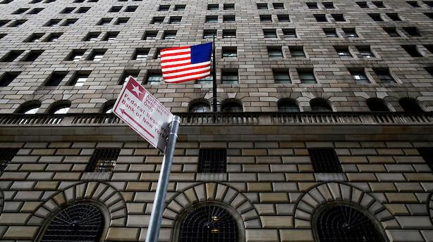 USA/PFA: Det peger mod fire renteforhøjelser i år