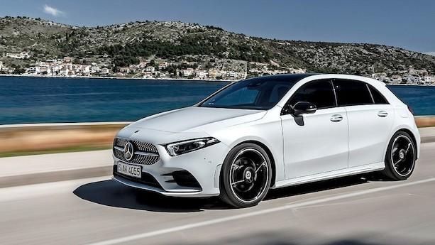 Hightech-Mercedes med personlig assistent