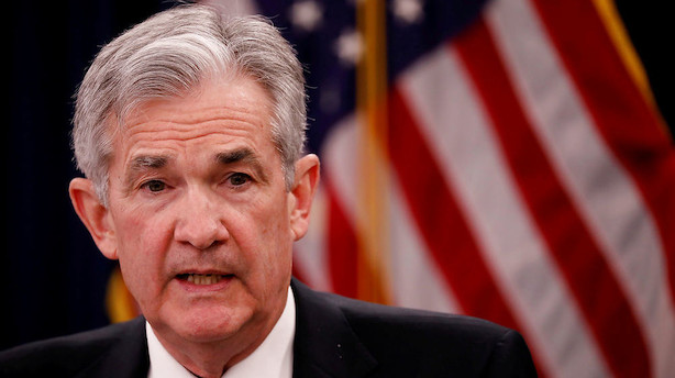 Powell gør klar til nyt renteskud: Inflationstal leverer ekstra krudt