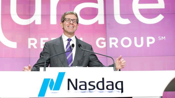 USA-aktier i hopla: Nasdaq lukker i rekord
