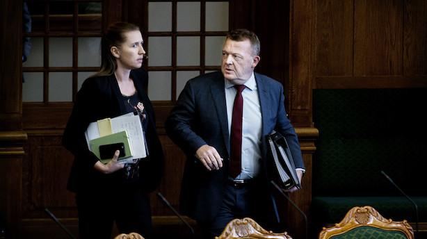 Mange Venstre-folk håber på S-V-regering