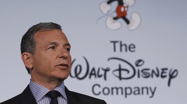 Aktieluk i USA: Disney steg 11,5 pct efter nyt om streamingtjeneste