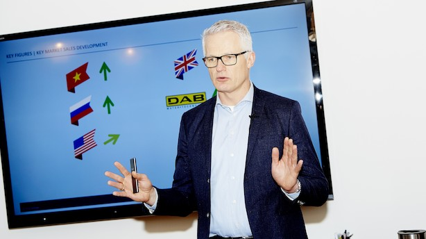 Mads Nipper blev tvunget til at skrotte vækstmål: Nu sætter han igen konkrete tal på salget i Grundfos