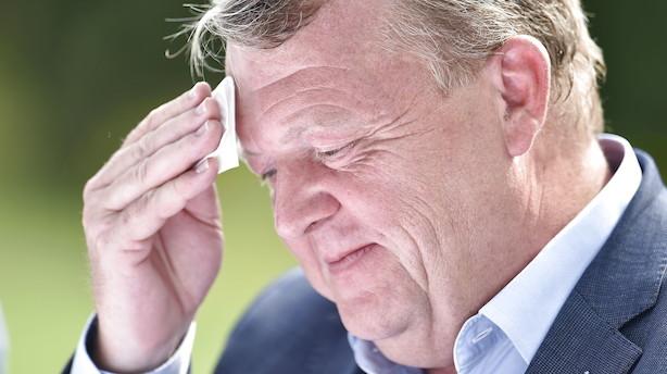 Overblik: Krav om Løkke og Jensens formandsexit og ønske om et fremrykket landsmøde - forstå uroen i Venstre