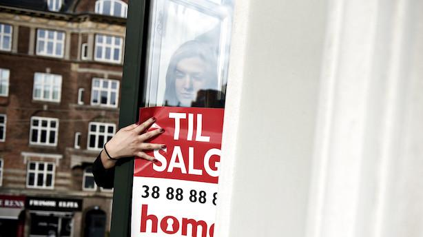 Det københavnske lejlighedsmarked nyder godt af de lave renter: Det er ikke tilfældige udsving