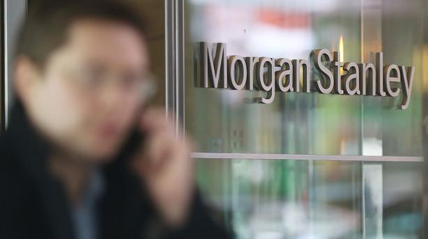 Amerikansk Storbank Skal Holde H 229 Nden Under Matas
