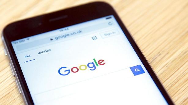 Google sender 80 milliarder kroner i skattely i Bermuda