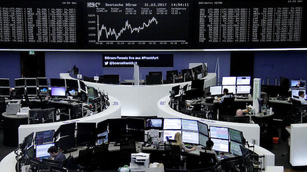 Europa: Bilbranchen trækker ned i småsurt marked