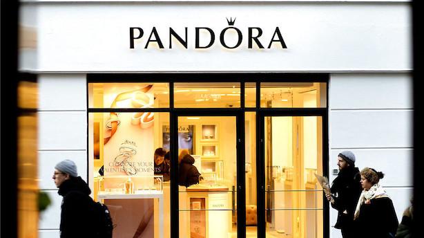 Efter kurstæsk: Pandora brager op - lander i toppen af C20