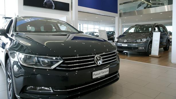 Fakta: Sådan bliver prisen på 20 af de mest almindelige biler med nye afgifter