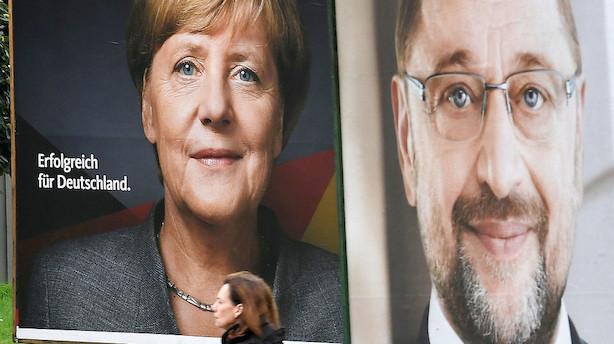 Her er ti skarpe fra kansler Merkel