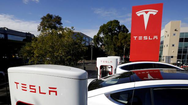 Specialist i aktienedture spår Teslas kollaps
