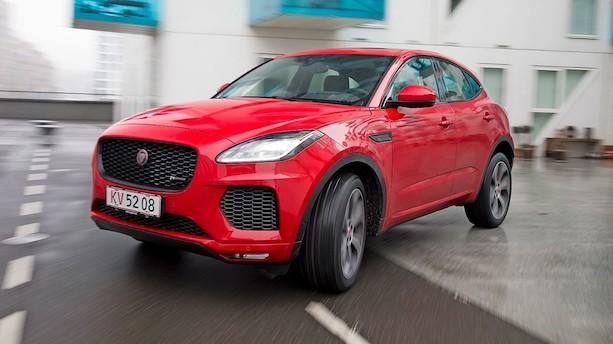 Muskuløse former skal lokke nye Jaguar-kunder til