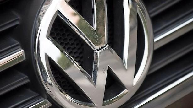 Volkswagen overvejer at købe selskab i USA