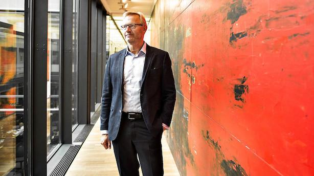 Jyske Bank støtter bankbryllup og sælger aktiepost til Nykredit