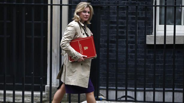 Eksminister fra Mays parti ønsker ny EU-folkeafstemning