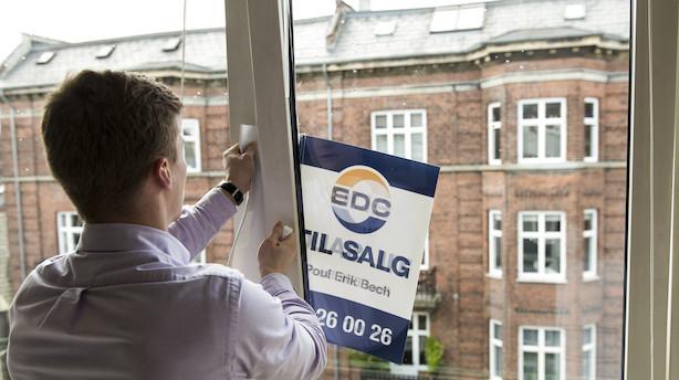 2019 kan blive det sidste år boligejerne bliver forgyldt med ultralave renter