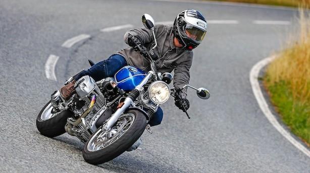 BMW forener nyt og gammelt med jubilæumsmotorcykel