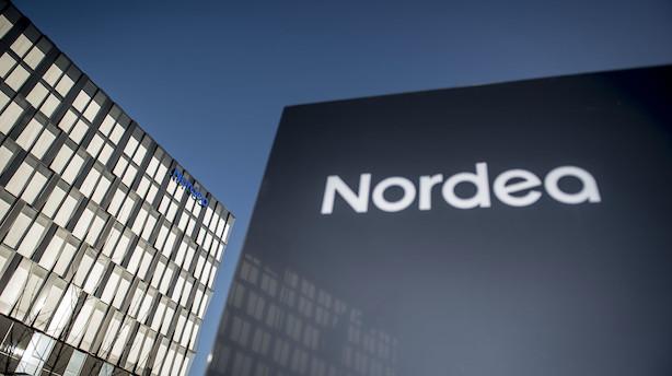 """Investeringsøkonom om ændringer i Nordeas ledelse: """"Det kan også være et bevis på, at det haster med et aktivt modsvar på indtjeningspresset og de massive aktiekursfald"""""""