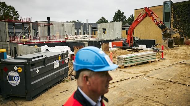 DTU vil gå målrettet efter guld i bæredygtigt byggeri