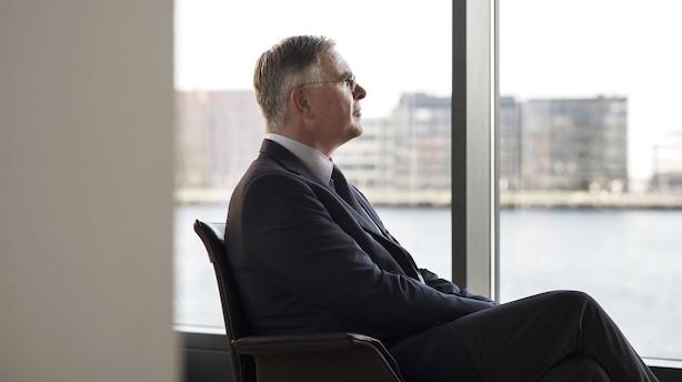 Genmab-aktien har mistet pusten efter sidste uges kursrekord