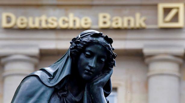 Tysk storbank accepterer milliardbøde for hvidvask