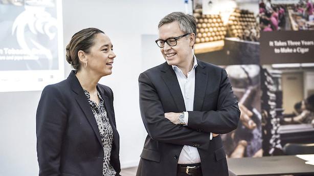 Scandinavian Tobacco-direktører køber aktier efter regnskab