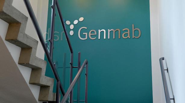 Aktier: Genmab napper ny godkendelse i USA - plusser i sigte