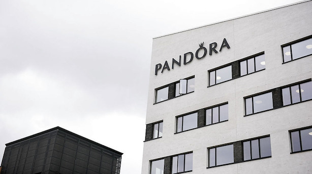 Mandagens aktier: Pandora zigzaggede tæt på C20-toppen