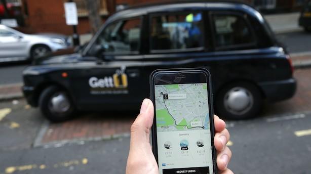 Medie: Uber klar til at kæmpe for sin licens i London