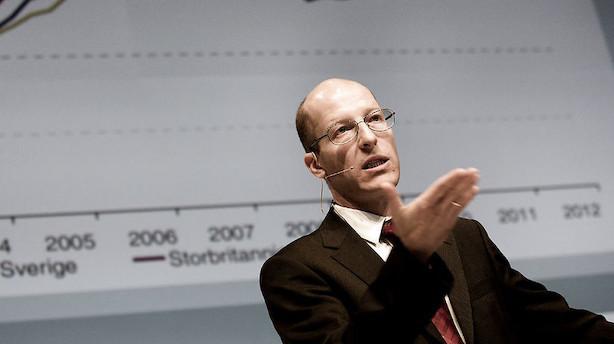 Rangvid: Bankernes solide overskud kan gå til polstring frem for høje udbytter
