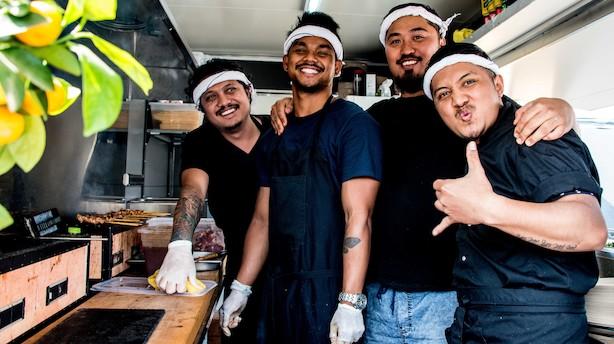 Nyt stort Street Food marked på Refshaleøen præsenterer en række af verdenskøkkener